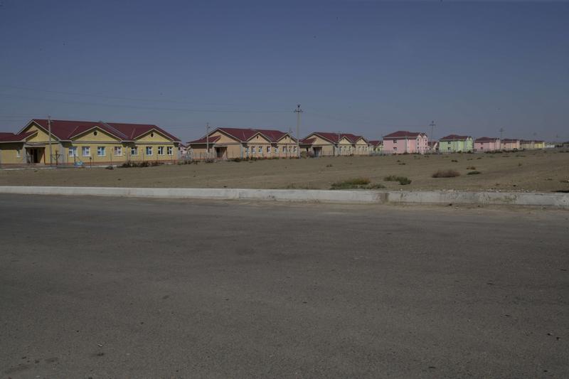 Kazakistan Aktau 450 villa Tipi Sosyal Konut Projesi